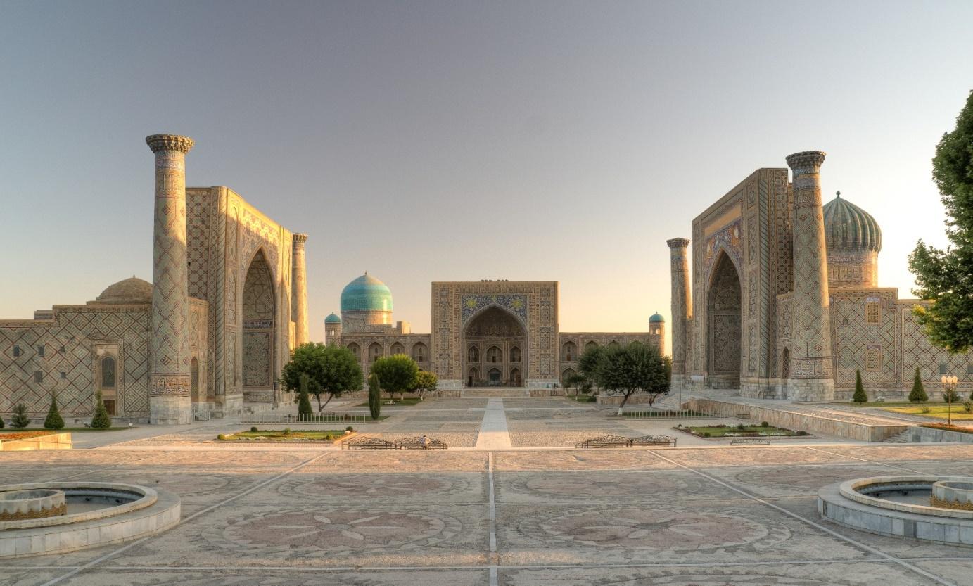 Zájezd do Uzbekistánu
