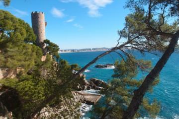 Pěší kulturní putování podél katalánského pobřeží Costa Brava