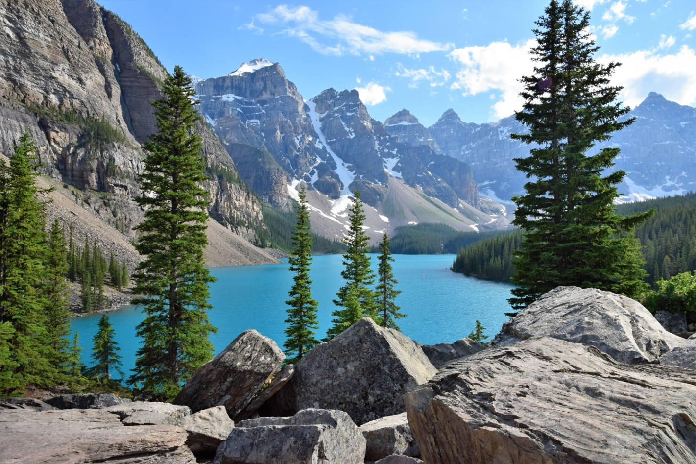 Zájezd do Západní Kanady