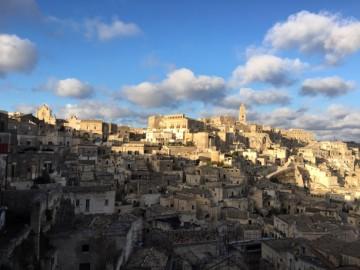 Předvánoční zájezd do Matery v jihoitalské Basilicatě