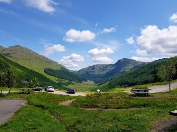 Zájezd do Skotska letecky + minivanem