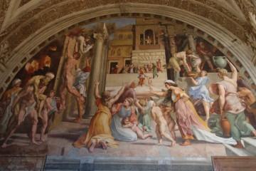 Letecký zájezd do Říma: 500. výročí úmrtí Raffaela