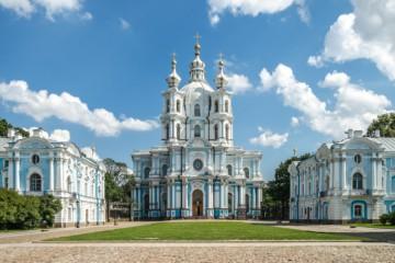 Letecký zájezd do Petrohradu